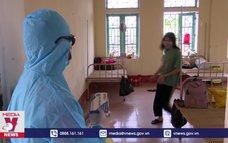 Những chiến sĩ áo trắng tuyến đầu chống dịch tại Nam Định