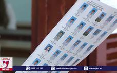 Bình Định có 4 thí sinh thi ở phòng thi riêng