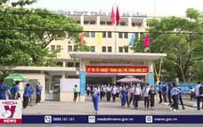 Ngày thi đầu tiên tại Đà Nẵng diễn ra an toàn