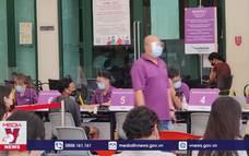 Singapore nới lỏng các hạn chế phòng dịch