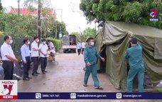 Dỡ bỏ phong tỏa khu vực cuối cùng của huyện Lý Nhân, Hà Nam