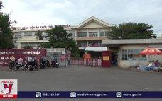 Bệnh viện đao khoa Bình Thuận tiếp nhận lại bệnh nhân đến khám