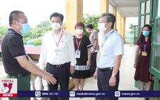 Bộ GD&ĐT kiểm tra công tác tổ chức thi tại Hưng Yên