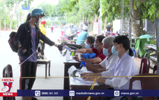 Công dân đến Cần Thơ phải có xét nghiệm âm tính SARS-CoV-2