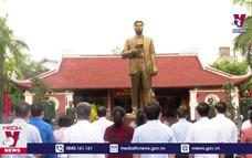 Bắc Ninh kỷ niệm 109 năm Ngày sinh đồng chí Nguyễn Văn Cừ