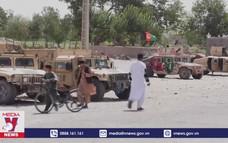 Taliban tấn công sân bay ở miền Nam Afghanistan