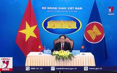 Hội nghị Bộ trưởng Ngoại giao ASEAN lần thứ 54 họp ngày đầu tiên
