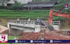 Hiệu quả những cây cầu dân sinh từ dự án LRAMP