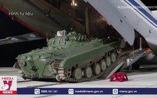 Nga nâng quy mô tập trận gần biên giới với Afghanistan