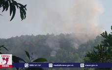 Nghệ An tăng cường phòng chống cháy rừng