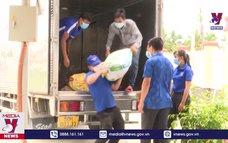 Tiền Giang tặng lương thực, thực phẩm cho TP Hồ Chí Minh