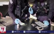 Colombia triệt phá đường dây sản xuất ma túy lớn
