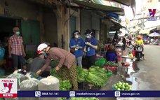 Bình Thuận có Đội Shipper xanh đi chợ giúp dân