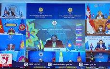 ASEAN thảo luận về tình hình Biển Đông