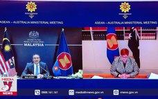 Bộ trưởng Ngoại giao ASEAN - Australia, ASEAN - Nga