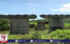 Cầu xây 11 năm vẫn chưa xong