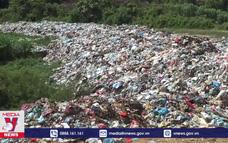 Nhiều khó khăn trong xử lý rác thải ở Yên Bái
