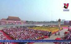 Trung Quốc kỷ niệm 70 năm ngày Quốc khánh