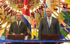Cuba và Nga thắt chặt quan hệ đồng minh chiến lược