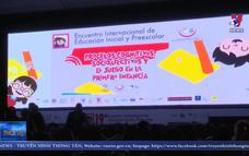 Việt Nam tham dự Hội thảo quốc tế về giáo dục mầm non