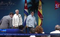 Tây Ban Nha thúc đẩy hợp tác với Cuba
