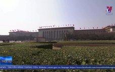 Trung Quốc bế mạc Hội nghị Trung ương 4 khóa XIX
