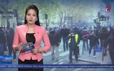 Biểu tình bạo lực tái diễn tại Pháp