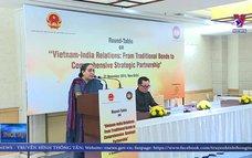 Thắt chặt quan hệ đối tác chiến lược toàn diện Việt Nam-Ấn Độ