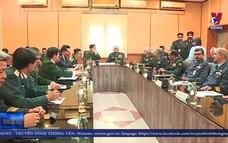 Tổng Tham mưu trưởng QĐND Việt Nam thăm Ấn Độ