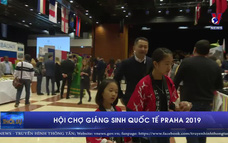 Hội chợ Giáng sinh quốc tế Praha 2019