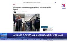 Anh bắt đối tượng buôn người từ Việt Nam