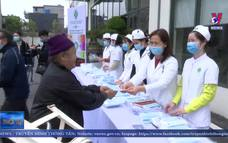 BVĐK Thái Bình chung tay phòng dịch nCoV