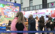 Doanh nghiệp Việt Nam dự Hội chợ Du lịch Quốc tế tại Israel