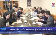 Tham vấn quốc phòng Việt Nam-Nhật Bản