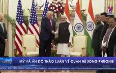 Mỹ và Ấn Độ thảo luận về quan hệ song phương