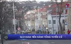 Slovakia tiến hành tổng tuyển cử