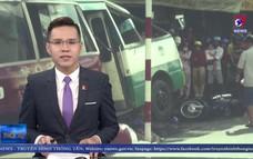 Tai nạn giao thông liên hoàn tại Bạc Liêu
