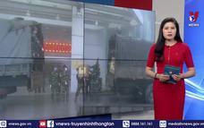 Bộ Quốc phòng Việt Nam gửi hàng viện trợ giúp Lào chống COVID - 19