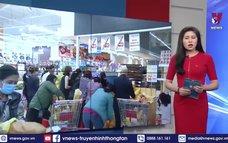 Đáp ứng nhu cầu tiêu dùng hàng hóa của nhân dân