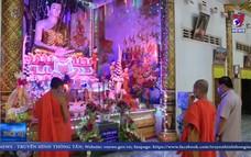 Đồng bào KhmerĐồng bào Khmer Vĩnh Long thực hiện phòng, chống dịch COVID-19