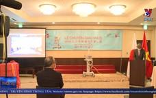 Metran bàn giao máy thở cho Việt Nam