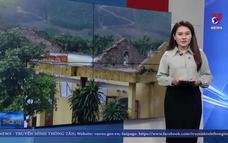 Thái Nguyên: Mưa lớn kèm giông lốc làm tốc mái hơn 500 nhà dân