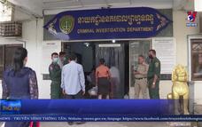 Việt Nam tặng khẩu trang cho các trại giam ở Campuchia