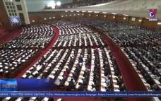 Trung Quốc khai mạc Kỳ họp thứ ba Quốc hội khóa XIII