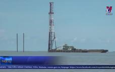 Dự án điện gió Tân Thuận xâm lấn luồng lạch của ngư dân