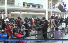 Tiếp tục tổ chức chuyến bay đưa công dân Việt Nam về nước