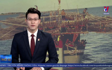 Cấp cứu ngư dân bị nạn trên biển