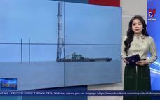 Móng trụ tua bin điện gió Tân Thuận nằm ngoài phạm vi luồng lạch