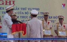 Trà Vinh đón nhận Huân chương Bảo vệ an ninh Tổ quốc hạng Nhất