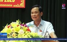 Đoàn ĐBQH tỉnh Thái Nguyên tiếp xúc cử tri